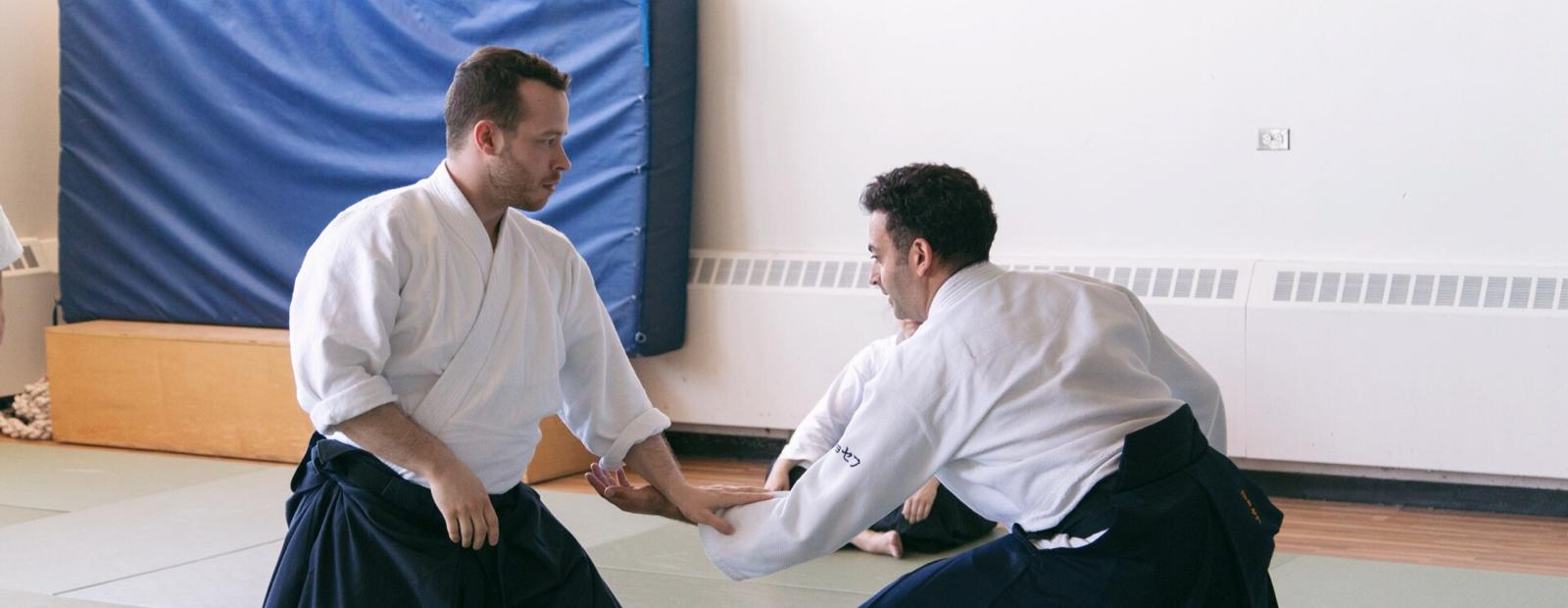 Thoughts on Musubi: Connecting Motivation to our Aikido Practice by Paul Nicholson